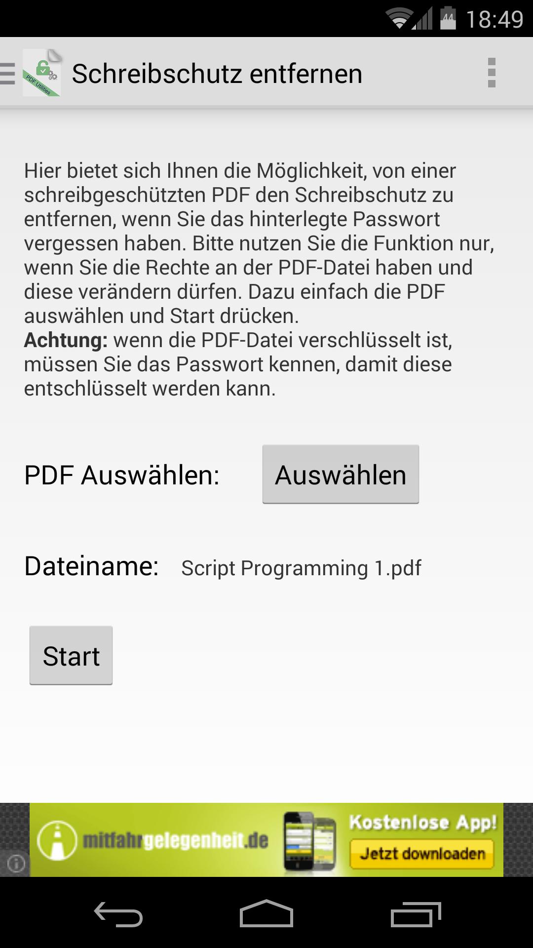 Android 4 4 Sd Karte Schreibschutz Aufheben.Android Pdf Utilities Deutsch Techregiontechregion