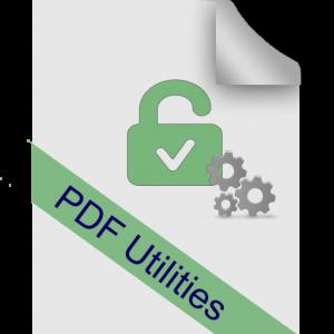 PDF Utilities Logo